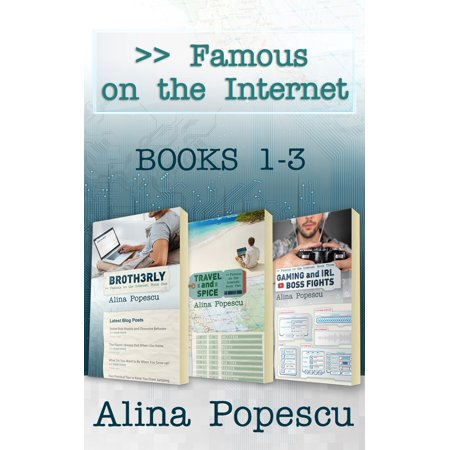 Famous on the Internet Books 1-3 - eBook ()