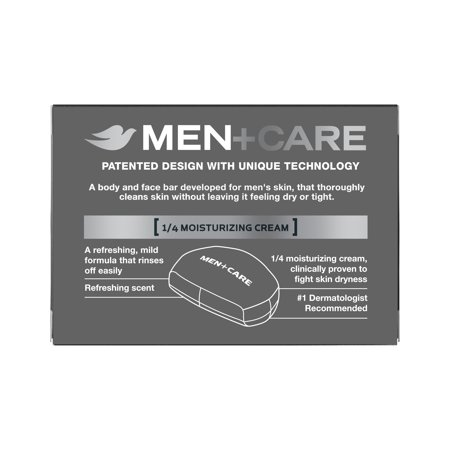 Best Dove Men+Care Body and Face Bar Clean Comfort 4 oz, 6 Bar deal
