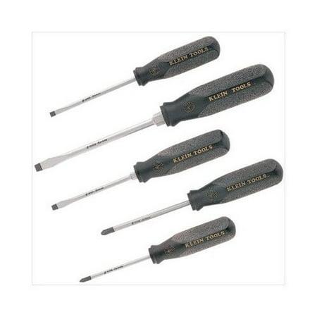 klein tools 5 pc grip it screwdriver sets. Black Bedroom Furniture Sets. Home Design Ideas