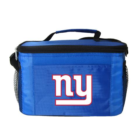 New York Giants Kolder Kooler Bag 6 Pack Royal