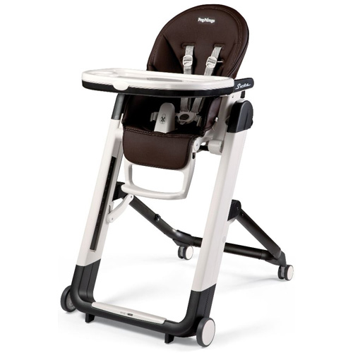 Siesta High Chair - Cacao (Chocolate Brown)