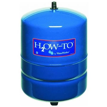 Water Worker H2OW-TO In-Line Pre-Charged Well Pressure Tank