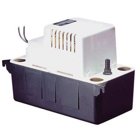 LITTLE GIANT VCMA-20ULS-230 Pump,Condensate,0.5