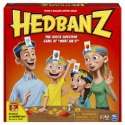 ASST Hedbanz - Guessing Game for Kids and Adults