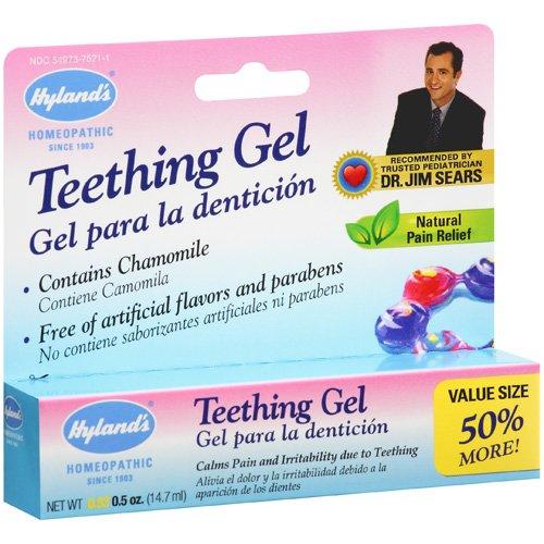 Teething Gel 0.5 oz