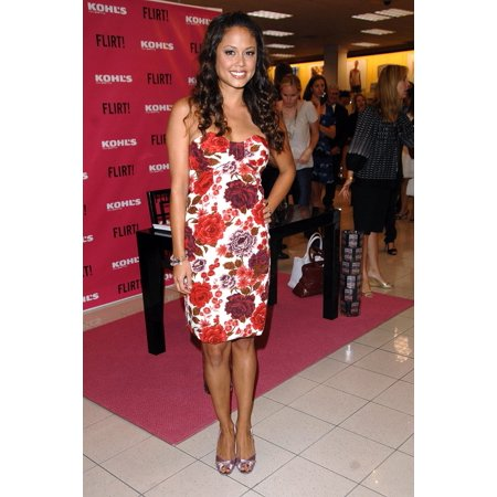 Vanessa Minnillo At In-Store Appearance For Launch Of Flirt Cosmetics Line KohlS Department Store Jersey City Nj August 15 2007 Photo By George TaylorEverett Collection Celebrity (Adult Stores Nj)