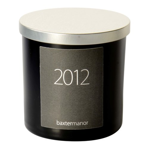 Baxter Manor #OurHistoryCollection 2012 Scented Designer Candle
