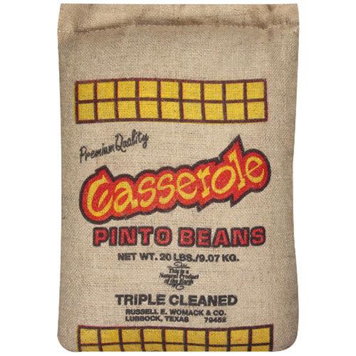 Casserole Pinto Beans, 20 lbs