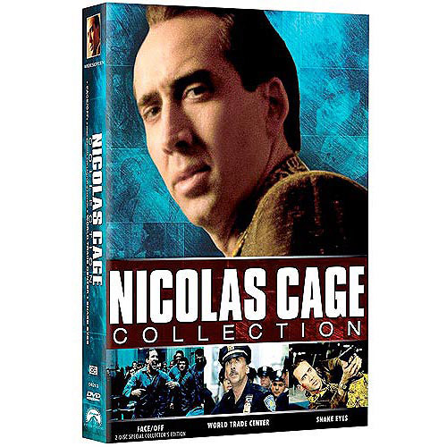 The Nicholas Cage Collection: Face/Off / World Trade Center / Snake Eyes (Widescreen)