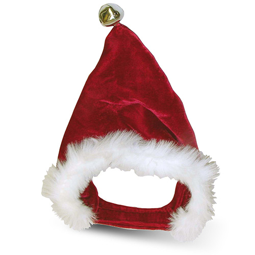Fashion Pet Santa Bandana
