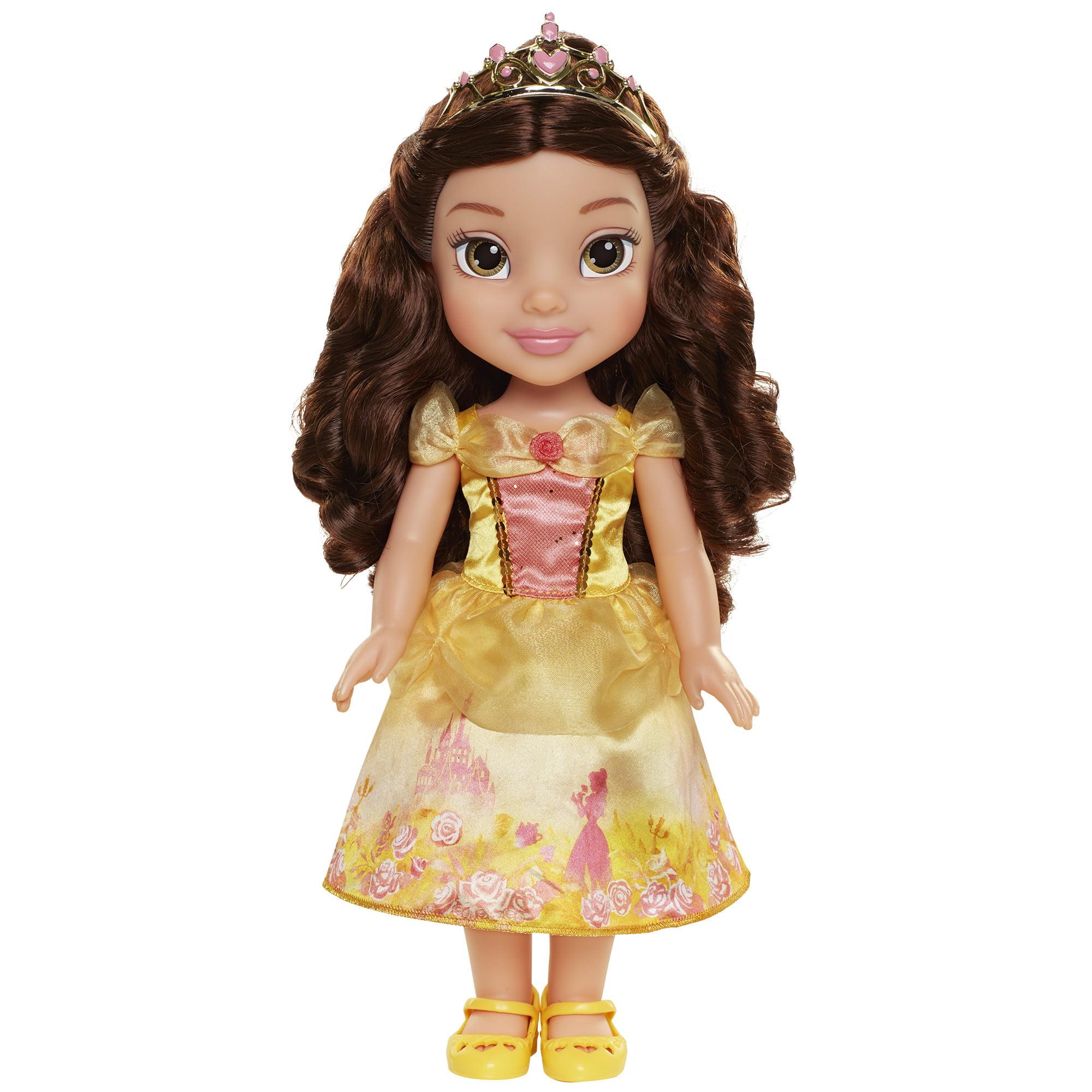 Disney Princess Explore Your World Belle Large Toddler Doll