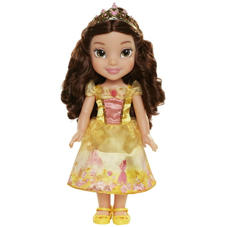 Disney Princess Explore Your World Belle Large Toddler Doll - Disney Princess Bella