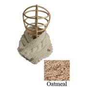 SC21 Oatmeal Pretty Neckwarmer