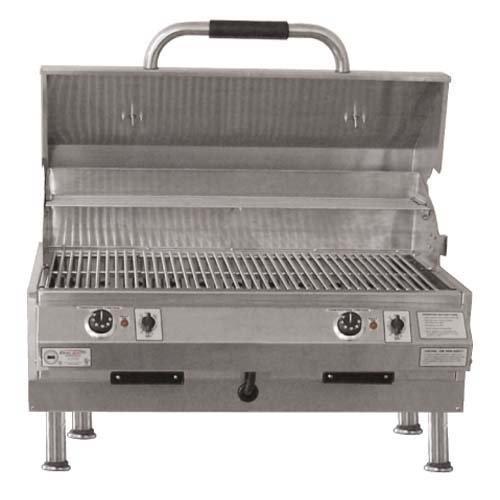 Tabletop Electric Grill   Dual Burner
