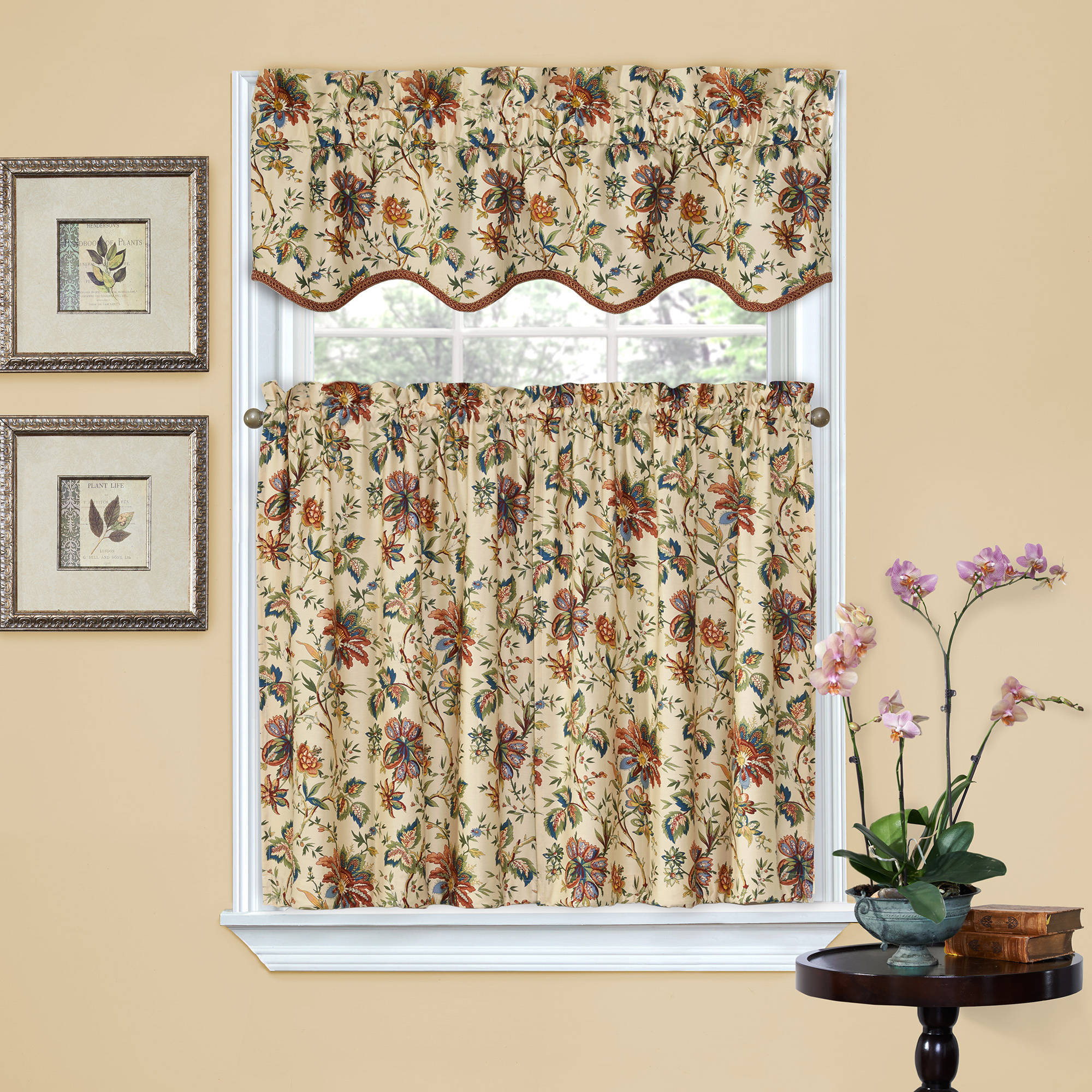 Waverly Curtains And Valances Better Homes And Gardens Autos Post