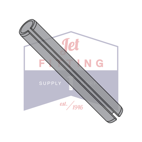 """7/16"""" x 3"""" Roll (Spring) Pins 