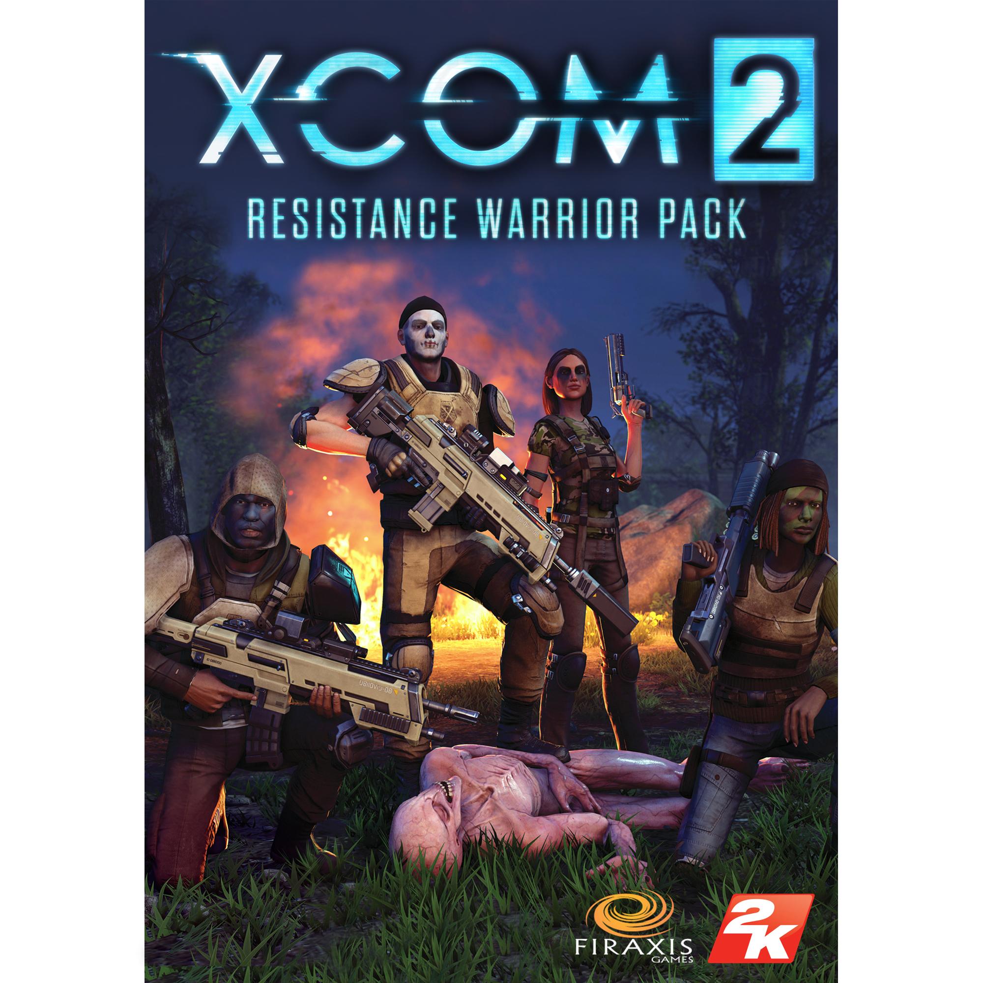 XCOM 2 - Resistance Warrior Pack (PC)(Digital Download)