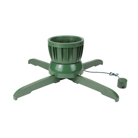 Musical Rotating Christmas Tree Stand - For Live Trees ...