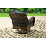 c96529cc1177 Better Homes & Gardens Colebrook 4 Piece Outdoor Conversation Set Image 10  of 15