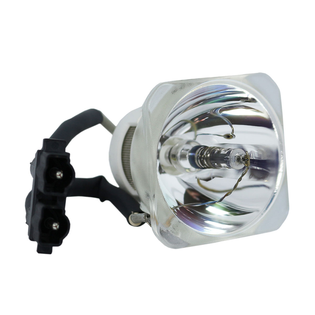 Original Ushio Projector Lamp Replacement with Housing for Kindermann 8970 - image 1 of 5