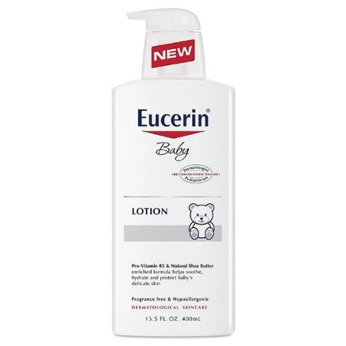 Eucerin Baby Soothing Body Lotion 13.50 oz (Pack of 3) by Eucerin
