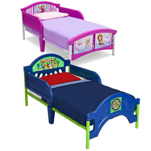 Character Toddler Bed, Choose your Character