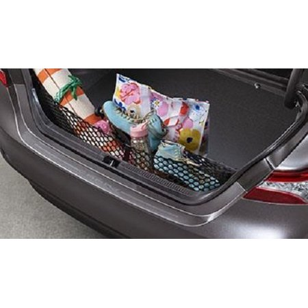 Envelope style trunk cargo net for Toyota Camry 2018