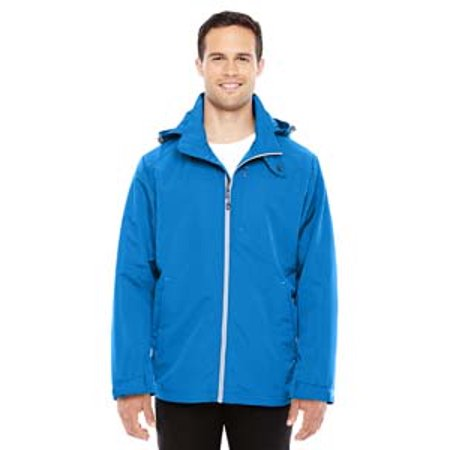 Ash City   North End Mens Insight Interactive Shell   Nau Blu  Plt 413   3Xl 88226