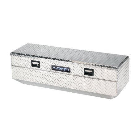 Tradesman Full-size Single Lid Flush Mount Truck Tool Box