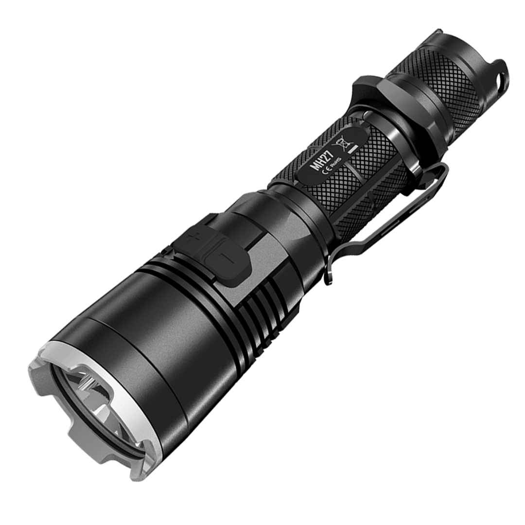 NITECORE MH27 Multitask Hybrid Multi-color Rechargeable Flashlight