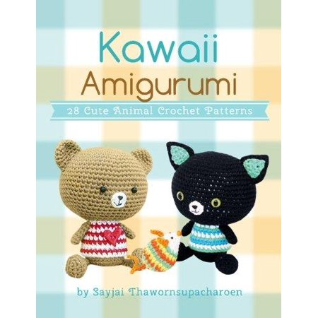 Kawaii Amigurumi  28 Cute Animal Crochet Patterns