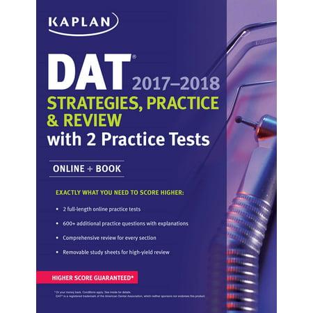 Kaplan Dat 2017 2018
