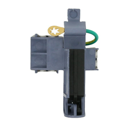 8318084 Washer Lid Switch & 3363394 Washing Machine Pump Replacement for Whirlpool LSR5132PQ3 Washer - Compatible with WP8318084 Lid Switch & WP3363394 Water Pump Assembly - UpStart Components Brand - image 2 de 4