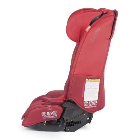 Diono Radian 3RXT Convertible Car Seat - Red - image 9 of 11