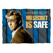 Mentalist No Secrets Pillow Case White One Size