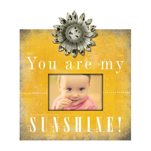 Carpentree My Sunshine Picture Frame