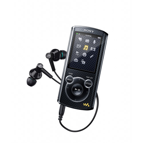 Sony E-Series Walkman NWZ-E464 8GB MP3 Player, Assorted Colors