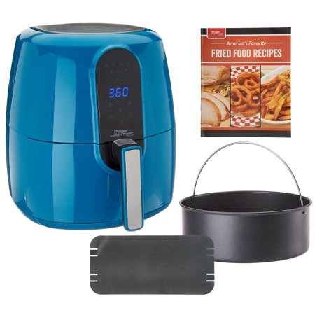 Power Air Fryer Elite 5.5-qt 6-in-1 Digital Air Fryer w/ Cake Pan Model