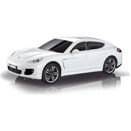 Porsche Panamera 1:18 R/C Car, White
