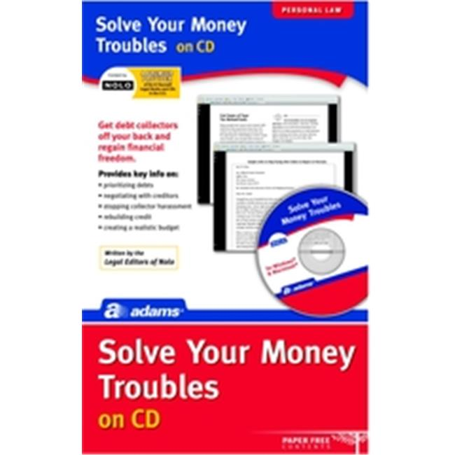 Adams ALC634 Solve Your Money Troubles on CD