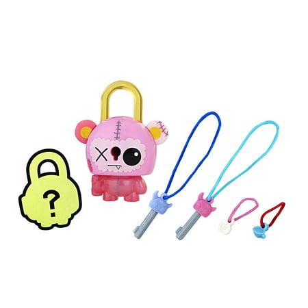 - Lock Stars Basic Assortment Pink Bear–Series 2 (Product may vary)