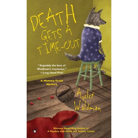Death Gets A Time-Out - eBook