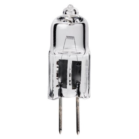 Jcd G8 Base (Hikari JCD 6906 - 35W Halogen Light Bulb, T4, G8 Base - Clear, 400 Lumens, 130V)