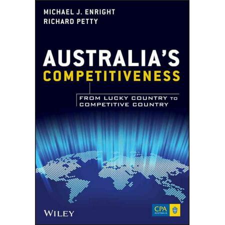 Australia's Competitiveness