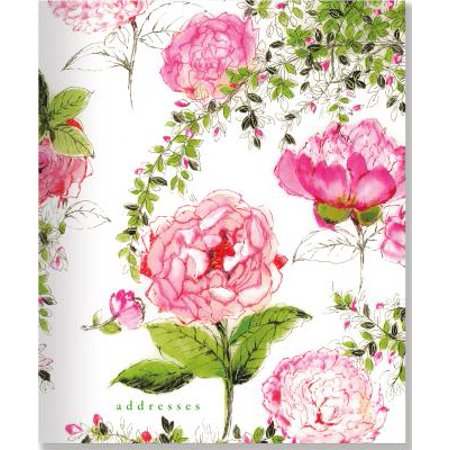 Rose Garden Large Address Book ()