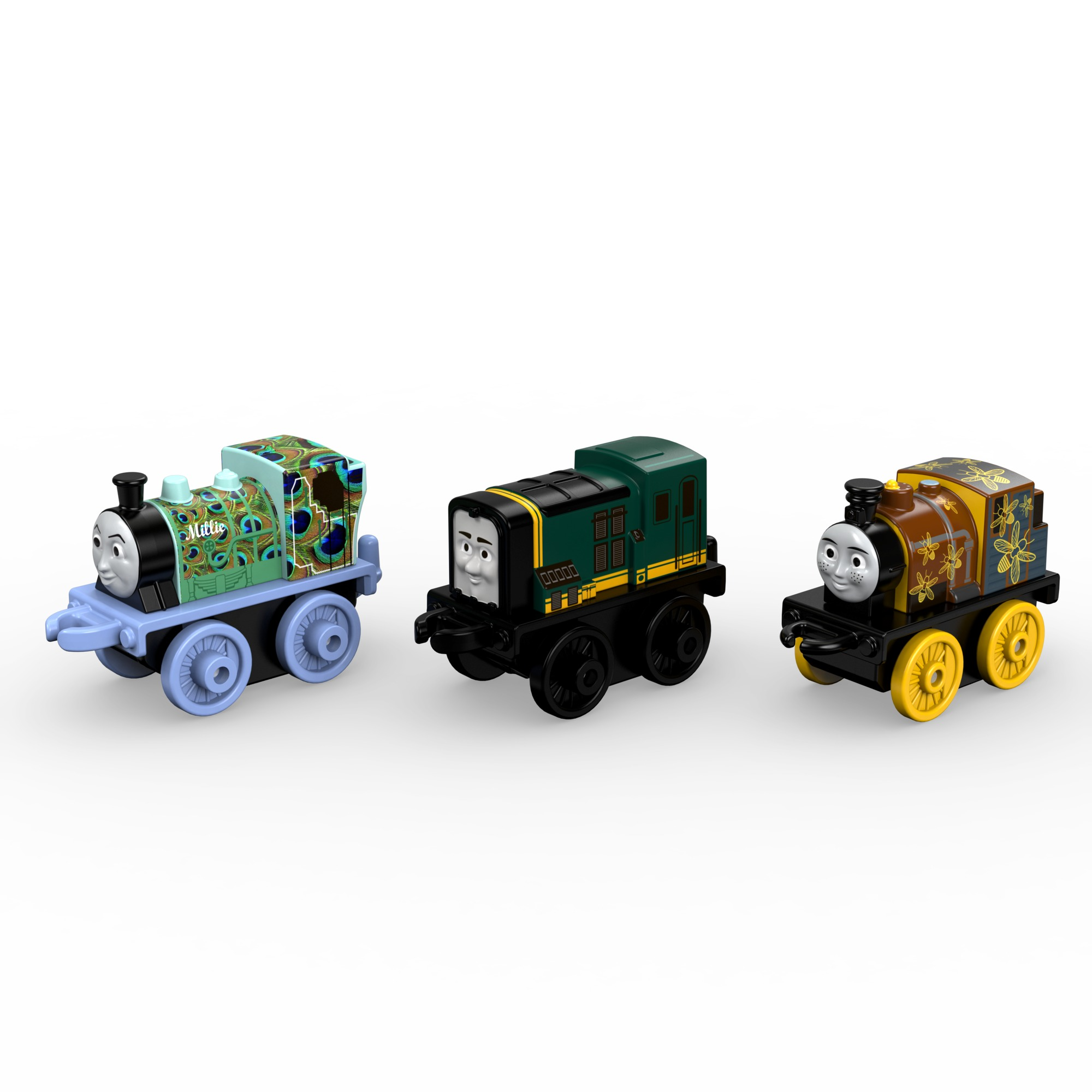 Thomas & Friends MINIS 3 pack