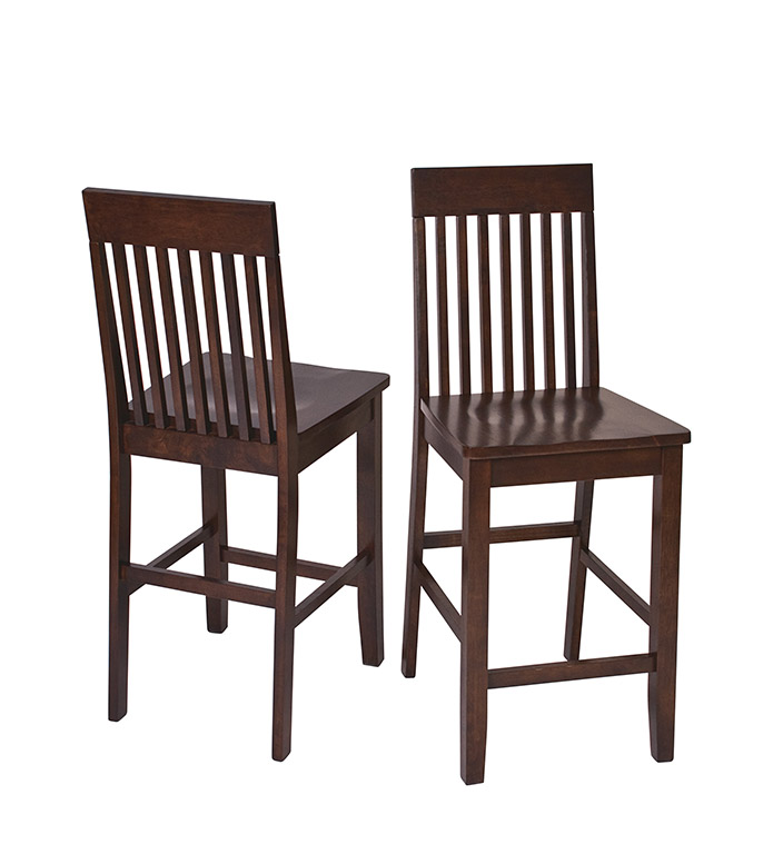 OSP Designs Westbrook 24'' Bar Stool (Set of 2)