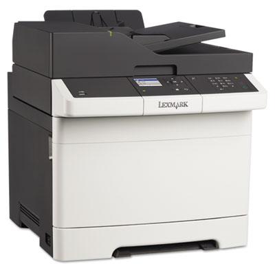 CX310n Multifunction Color Laser Printer, Copy/Print/Scan, Sold as 1 Each