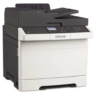 CX310n Multifunction Color Laser Printer, Copy/Print/Scan, Sold as 1 Each