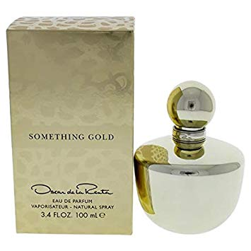 Something Gold By Oscar De La Renta Eau De Parfum Spray 3.4 oz - image 2 of 2